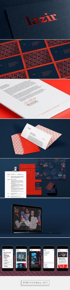 Lazir Caluya Personal Branding  | Fivestar Branding Agency – Design and Branding Agency & Inspiration Gallery