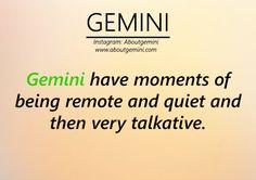 Gemini quotes and sayings Gemini Quotes, Gemini Facts, Gemini Zodiac, Zodiac Facts, Zodiac Signs, Aquarius, Taurus, Gemini Personality, All About Gemini