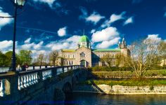 Galway Cathedral (Cathedral of Our Lady Assumed into Heaven & St Nicholas), Galway, Ireland.