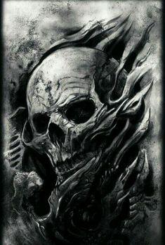 ~Skull illusion ~