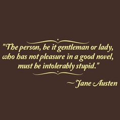 ♥ Jane Austen