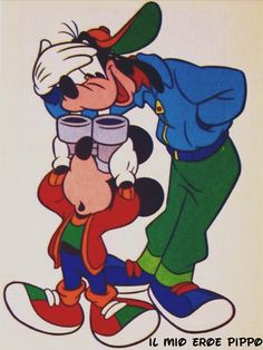 pippo, goofy goof, disney, vintage, mickey mouse, topolino, il mio eroe pippo Goofy Pics, Goofy Pictures, Vintage Mickey, Mickey And Friends, Funny Faces, Disney Art, Drawing Ideas, Pixar, Smurfs