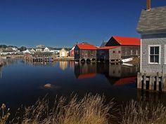 Vinalhaven Island.