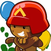 Bloons TD Battles 3.6.3 MOD APK Unlimited Money  games strategy