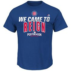 Get this Chicago Cubs 2016 Postseason Participant T-Shirt at WrigleyvilleSports.com