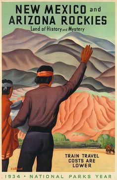 1934 - Artwork: Kenneth and William Willmarth