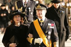 Queen Silvia, January 15, 2005