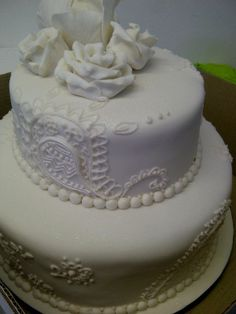 Another beauty by Belle's Patisserie.