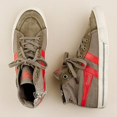 Kids' Gola® Quiff Hi sneakers. New ones coming out in 2 weeks!