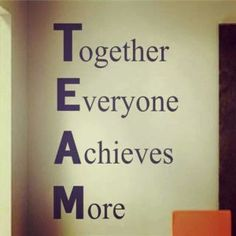 Office Wall Decal In This Office, Teamwork Wall Decor for Office Break Room, Vinyl Wall Lettering for Employee Motivation, Gift for Boss The Words, Citations Sport, Office Wall Decals, How To Motivate Employees, Leadership Quotes, Employee Motivation Quotes, Quotes About Teamwork, Workplace Motivation, Motivation Wall