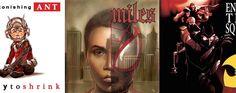 Découvrez l'intégralité des couvertures Hip-Hop de Marvel