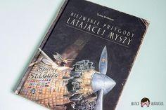 niezwykle_przygody_latajacej_myszy01 by . Cover, Books, Libros, Book, Book Illustrations, Libri
