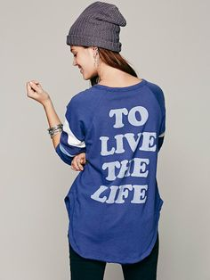 We The Free Last Days of Magic Top at Free People Clothing Boutique