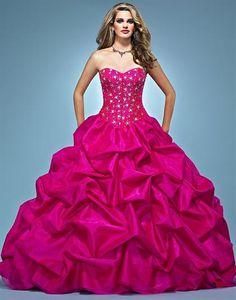 Landa Quinceanera AQ06 at Prom Dress Shop