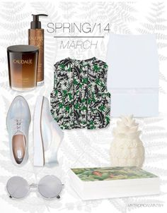 Hello March | Spring /14 wishlist.