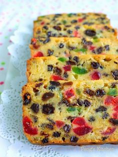 Seriously I'm not a fan of fruit cake, but is nice to bake some as gifting for the coming Christmas holidays! This is a non-alcoholic fr...