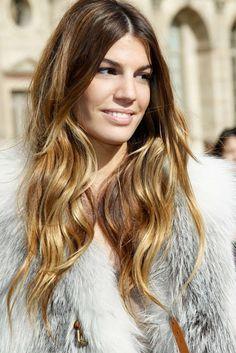 BIANCA BRANDOLINI -Hair