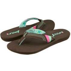Love Reef Flip flops