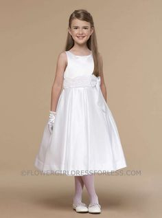 Us Angels Flower Girl Dress Style 281 - SALE White size 5 (1 piece available) $69.99