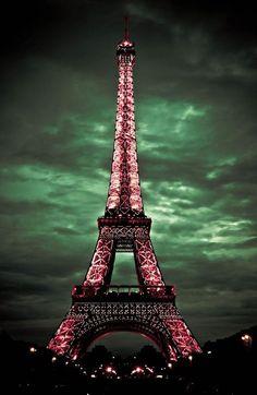 Paris in Pink... #LoveInRewind by Tali Alexander