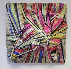 Ruben Marroquin: Sculptural embroidery