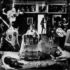 Joel-Peter Witkin, from darkness comes beauty.