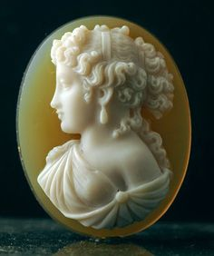 In the Swan's Shadow: Cameo: Aphrodite, ca. 1860
