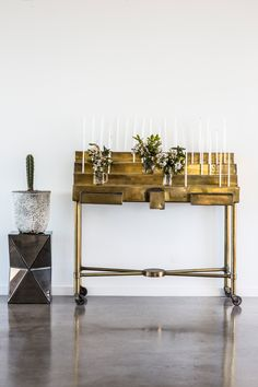 Home, Interior, House, Amanda, Shadforth, Oracle Fox, Brass Details, Flowers