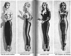 Old Hollywood Glamour: John Willie