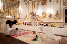 Carole Baijings of Dutch design duo Scholten & Baijings told us about their true-to-life Dinner Party installation at London Design Fest...