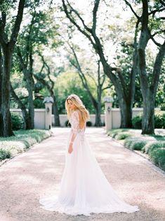 e92921ca664f Gorgeous elegant soft beaded Zanzis Couture wedding dress Синие Свадебные  Платья, Платья Для Свадьбы В