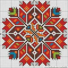 Designing Your Own Cross Stitch Embroidery Patterns - Embroidery Patterns Biscornu Cross Stitch, Cross Stitch Needles, Cross Stitch Charts, Cross Stitch Designs, Cross Stitch Patterns, Folk Embroidery, Cross Stitch Embroidery, Embroidery Patterns, Modele Pixel Art