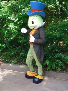 Jiminy Cricket Disney's Animal Kingdom