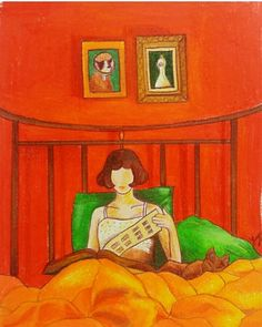 Amelie,  Illustrations by Yeonju-kim