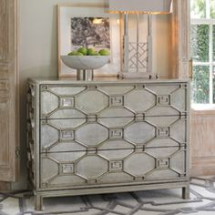 Marvelous Global Views Furniture Greenbrier Chest
