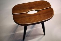 Classic Pirkka stool. Wish I could find a similar budget priced style (or had enough money to spend circa £350 on the genuine article).