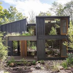 Build your own container home with step-by-step plans.🏠 —The idea is to build a home from an old shipping container. —The plans are… Sustainable Architecture, Architecture Design, Powder Room Decor, Cool Tree Houses, Building A Container Home, Cabin Homes, Tiny Homes, House Built, Dream Decor