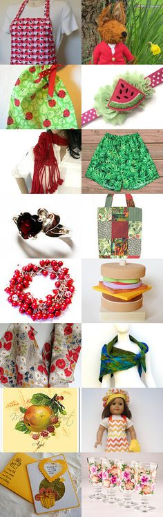 Sum - Sum - Summertime by Celebration Times Team by Virginia Soskin on Etsy--Pinned with TreasuryPin.com
