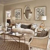 Hot off the Press: Charlotte Urban Home Feature - The English Room Home Design Decor, House Design, Home Decor, Wall Design, Design Ideas, Living Room Designs, Living Room Decor, Formal Living Rooms, Living Spaces