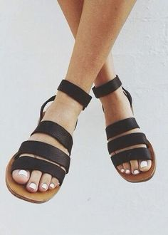 Summer Shoe Inspo || Sandals
