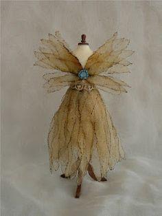 fairy dress back
