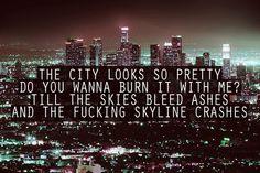Hollywood Undead. Love, love, love.