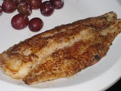 Holly's Healthy Home Cooking: Pan-seared Swai Fish