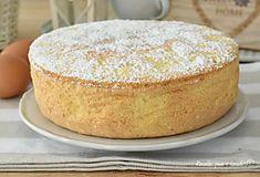 COME FARE il PAN di SPAGNA Senza CHE SI SGONFI con il SEGRETO della Nonna Sweet Recipes, Cake Recipes, Cooking Cake, Sweet Cakes, Biscotti, Vanilla Cake, Yogurt, Nom Nom, Food Cakes