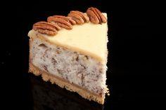 Receta de Acaramelado Cheesecake con Nueces