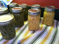 Canning Homemade!: Monthly Canning Group - Salsa, Blueberry Pie Filling, and much more!