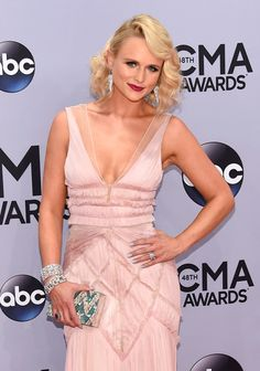 : Arrivals at the 48th Annual CMA Awards