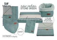babys only stone green Baby Needs, Baby Love, Babys Only, Kids Sand, Kids Store, Baby Boy Rooms, Baby Essentials, Baby Design, Baby Patterns