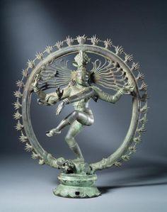 Shiva, King of Dancers (Shiva Nataraja) India, Tamil Nadu, Chola dynasty, 1100s bronze