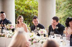 Bride and Groom at wedding reception. Hycroft Manor wedding. Matt Kennedy - Portfolio Photo By www.mattkennedy.ca